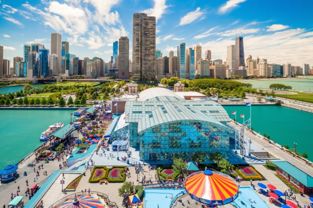 Chicago Apartments, Indoor Activities, Navy Pier