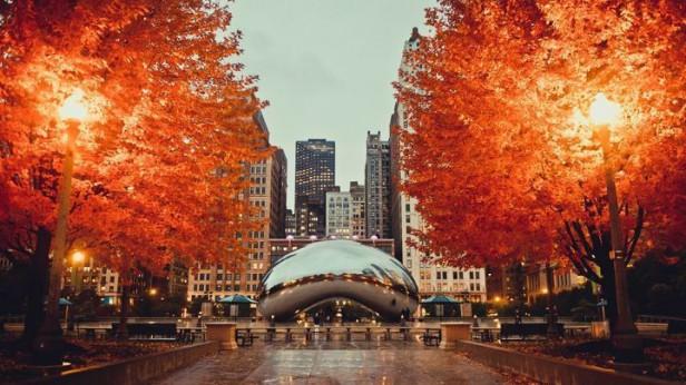 Chicago Apartments, Autumn Things to Do, Millennium Park
