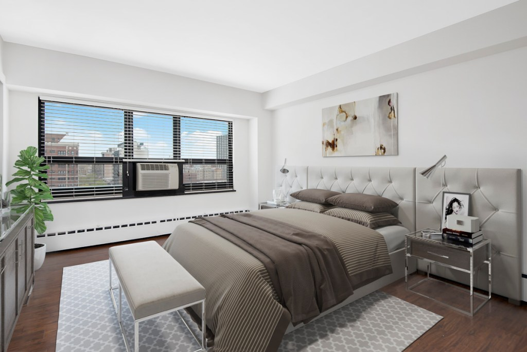 3130 N Lake Shore Drive Chicago Apartment Interior Bedroom 1