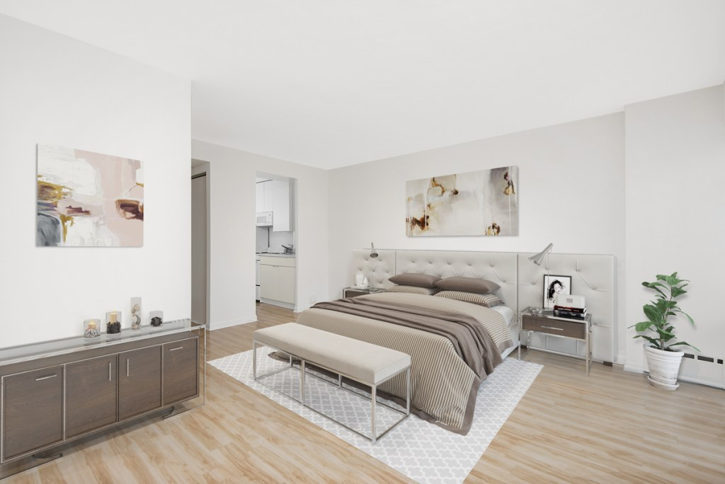 3130 N Lake Shore Drive Chicago Apartment Interior Bedroom 2