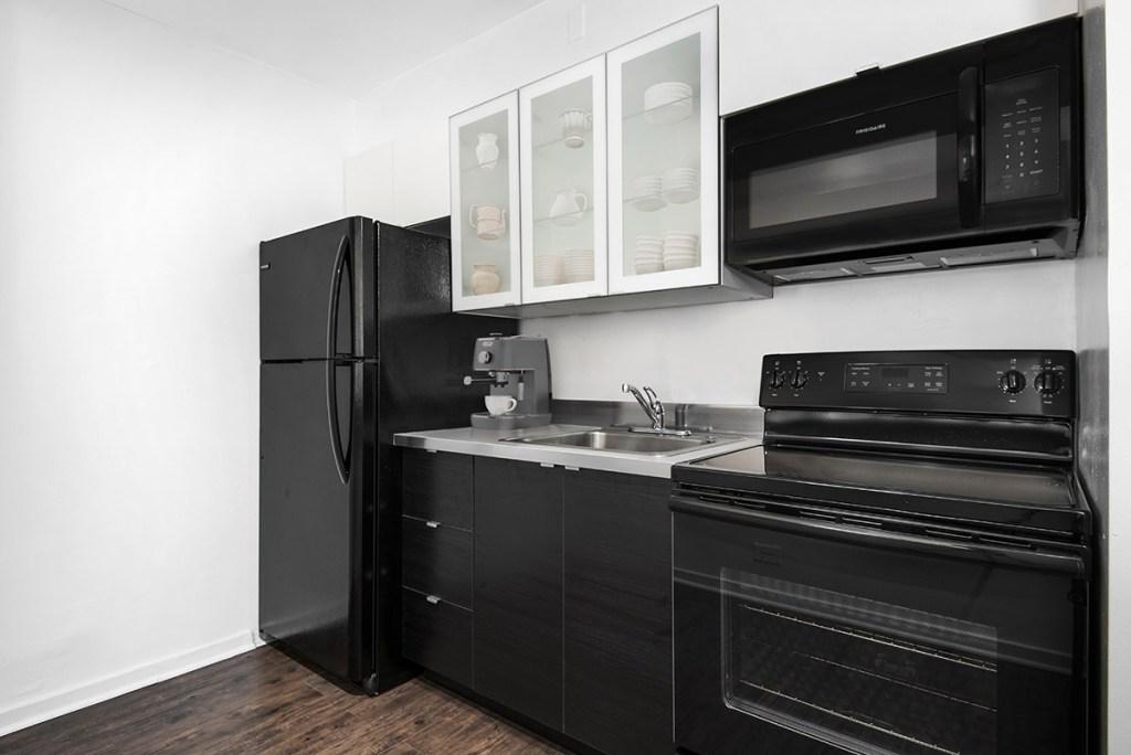 Chicago Apartments, Lakeview, 3130 N Lake Shore Kitchen