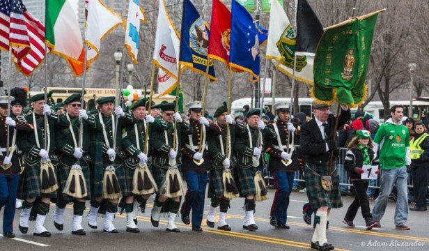 Chicago Apartments, St. Patrick's Day, South Side Irish Parade