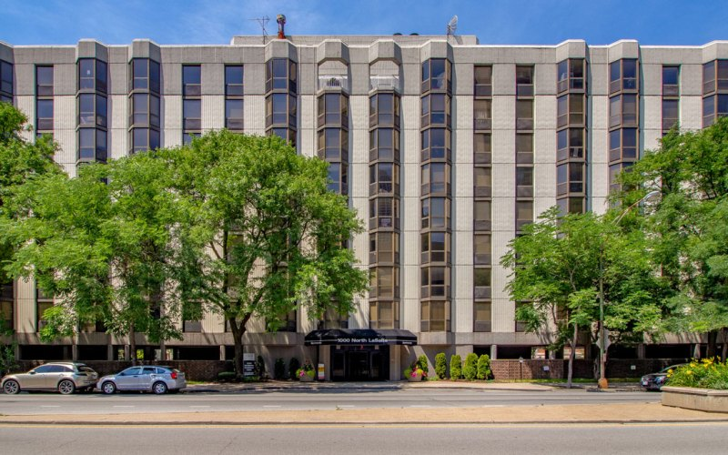 Chicago Apartments, Gold Coast, 1000 N LaSalle, PPM Building Contacts