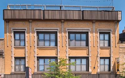 Chicago Apartments, Lincoln Park, 2727 N Clark Exterior