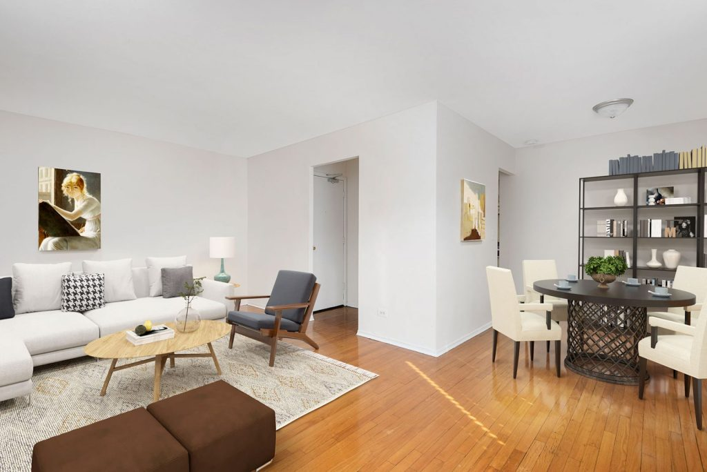 Chicago Apartments, Lakeview, 515 W Barry One Bedroom