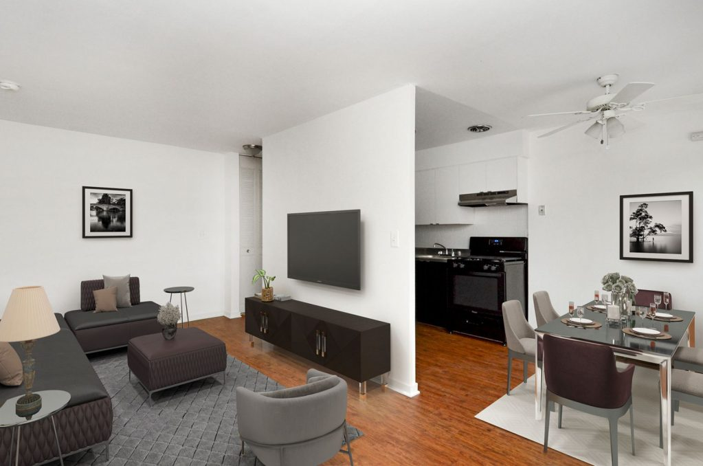 Chicago Apartments, Lakeview, 544 W Melrose One Bedroom