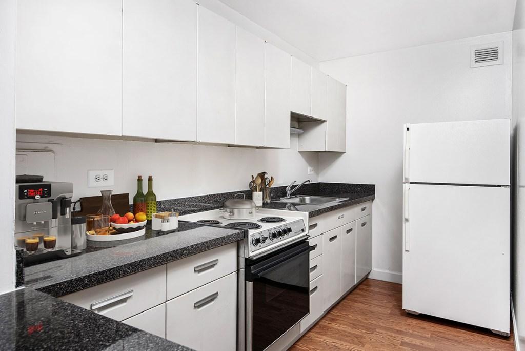 1330 N Dearborn Kitchen Interior Chicago Apartments Gold Coast - 4