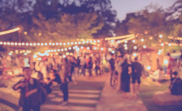 Chicago Apartments, Outdoor Festivals, Wicker Park Fest
