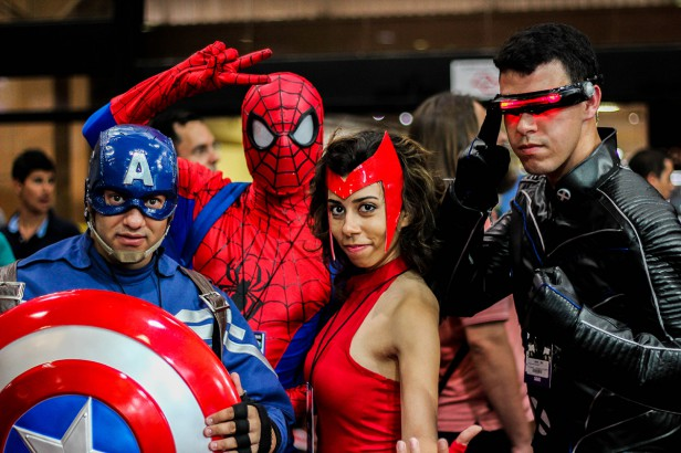 Chicago Apartments, August Events, Wizard World Chicago Comic Con