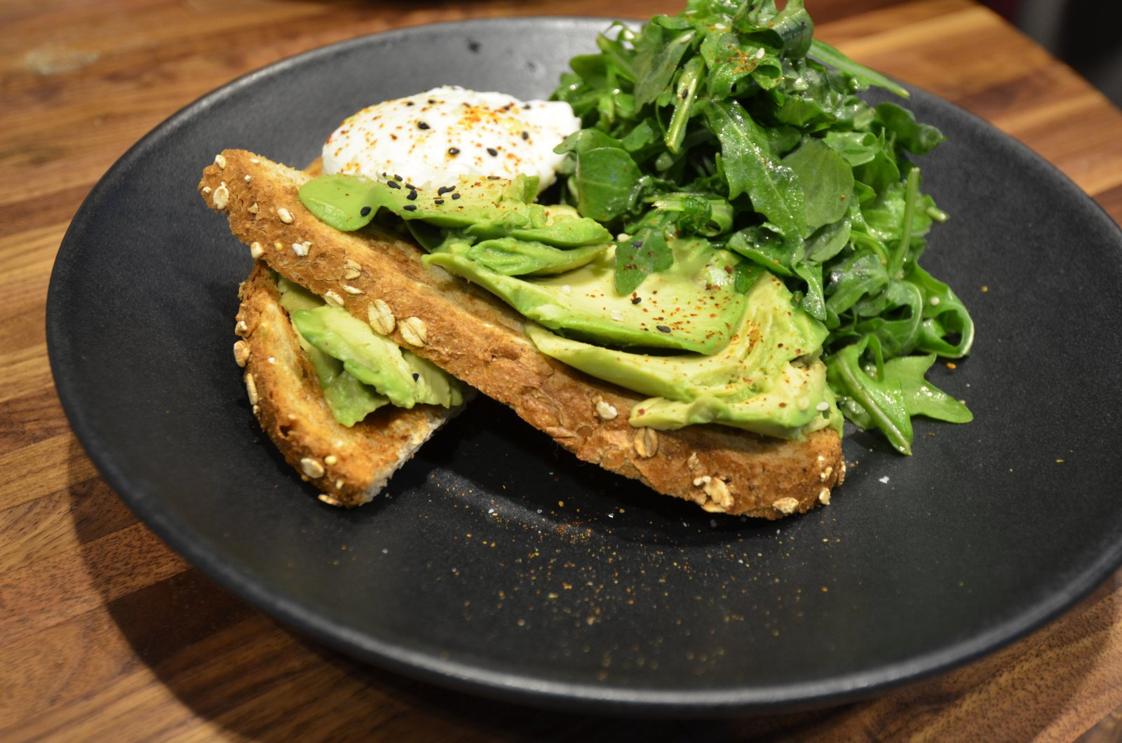 Chicago Apartments, Late Bloomer, Avocado Toast