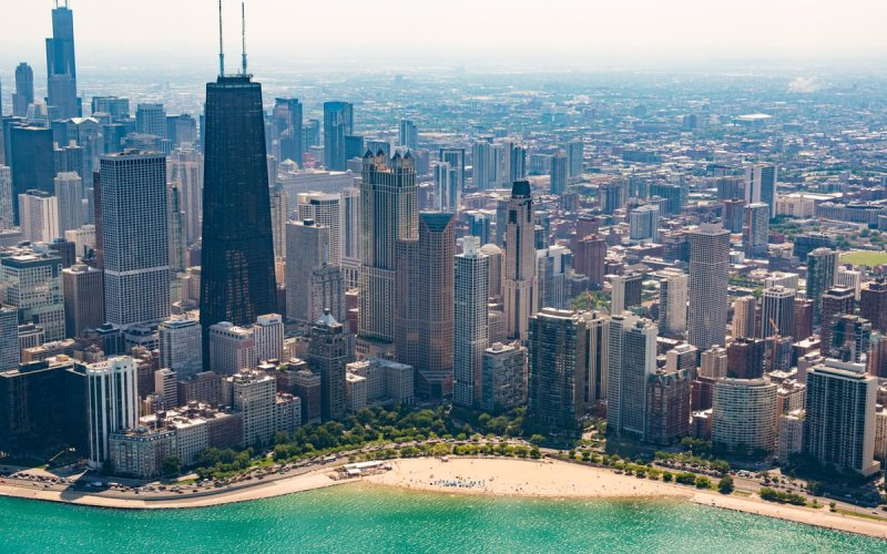 Chicago Apartments, Labor Day Events