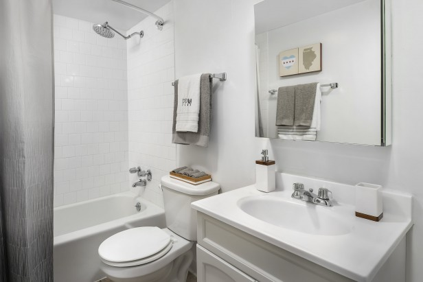 Chicago Apartments, Feng Shui Tips, Bathroom