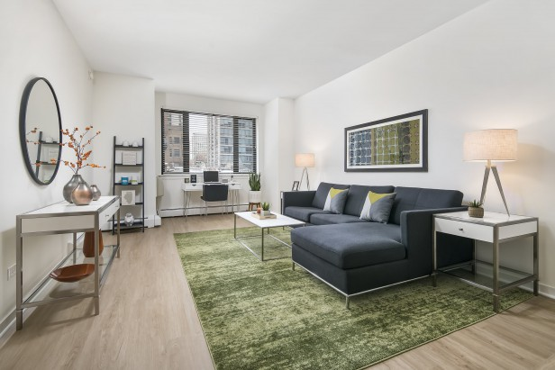 Chicago Apartments, Feng Shui Tips, Living Room
