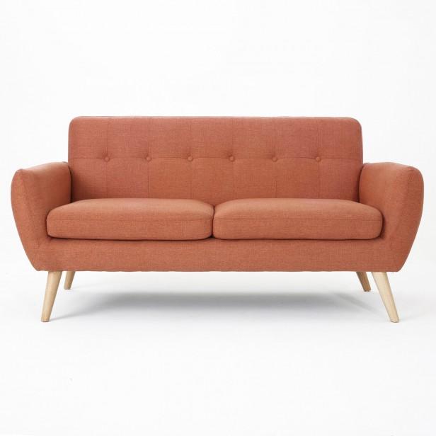 Chicago Apartments, Target Home Decor, Josephine Mid Century Modern Sofa