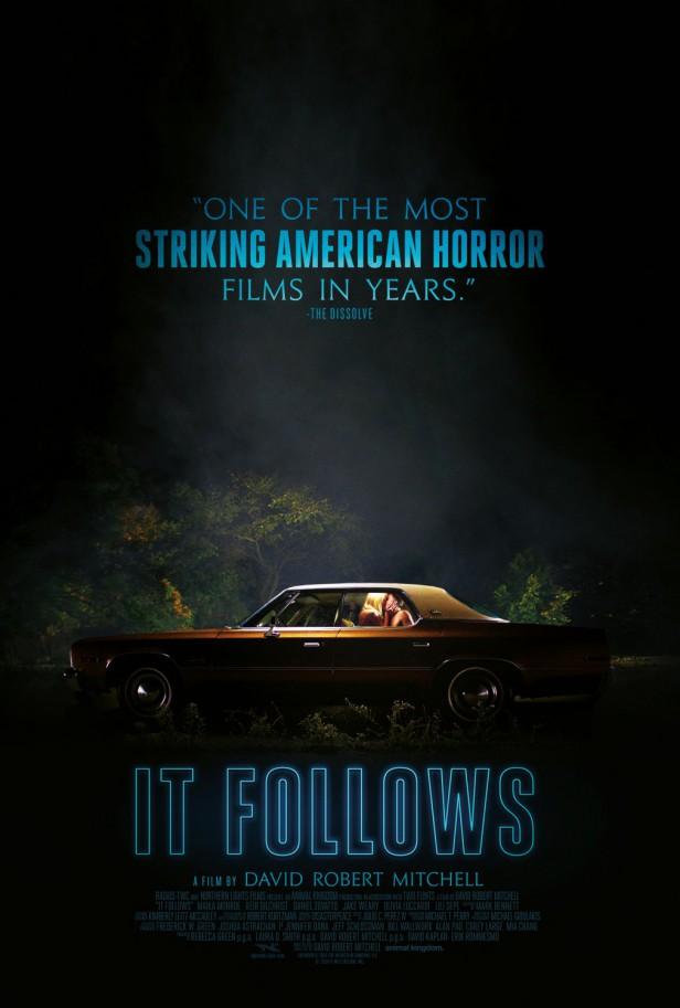 Chicago Apartments, Horror Movies, Netflix, It Follows
