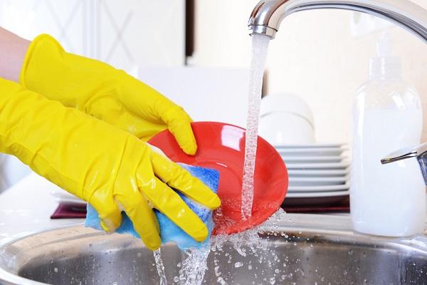 Chicago Apartments, Dishwashing Tips