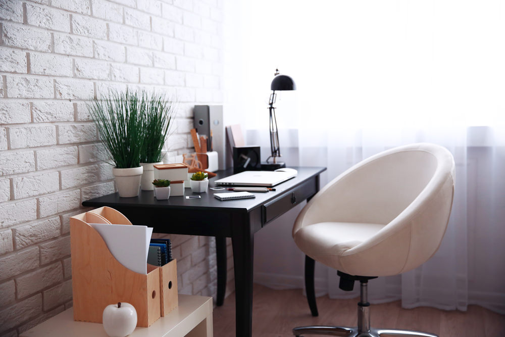 Chicago Apartments, Workplace at Home