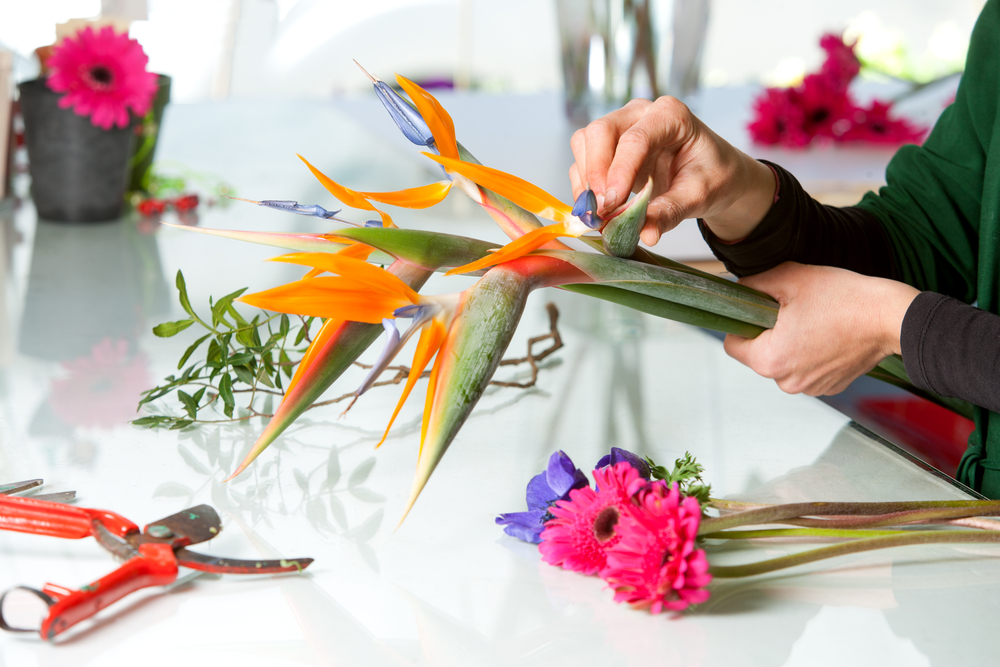 Chicago Apartments, Floral Arrangement Tips