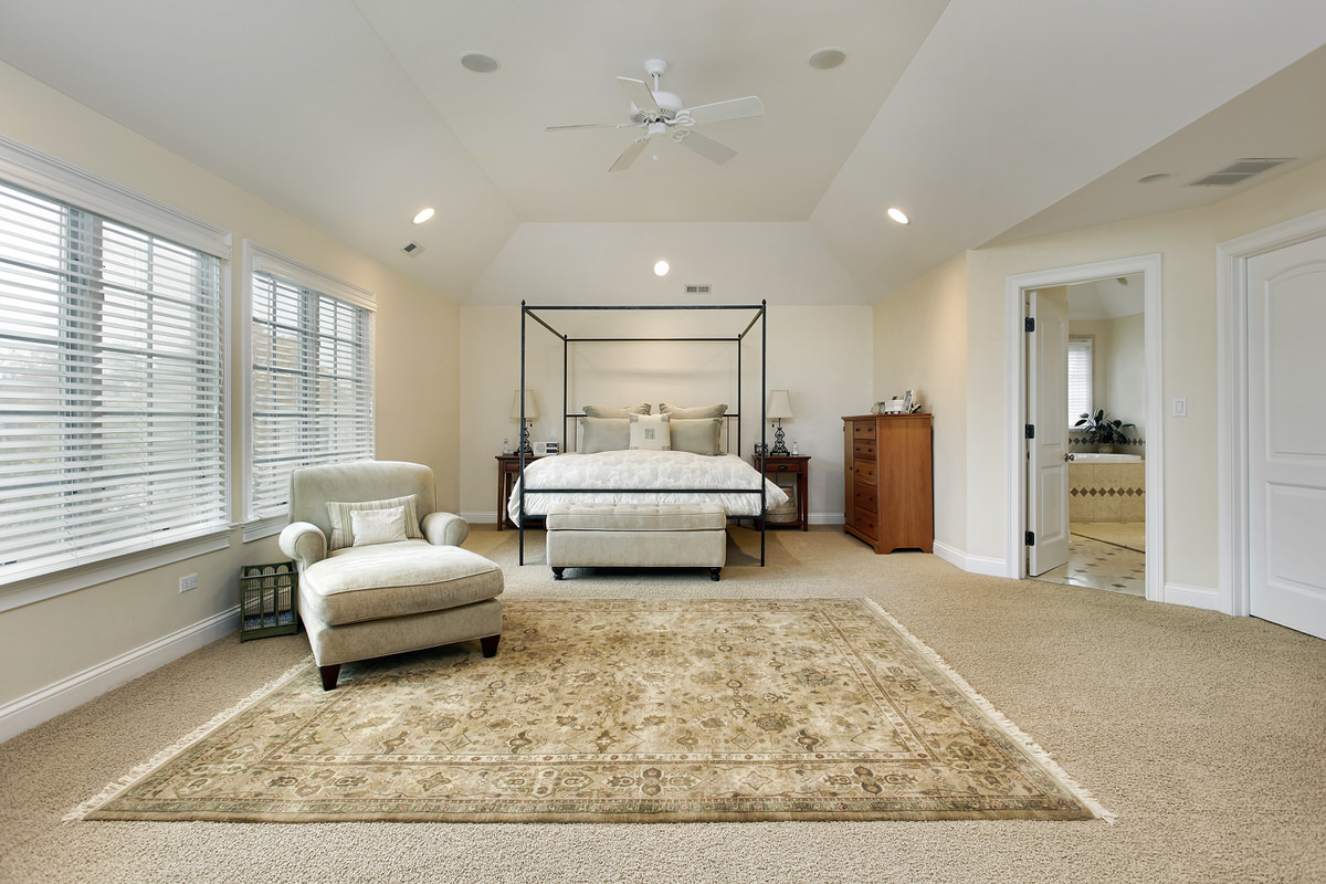 Chicago Apartments, Rug Styling Tips