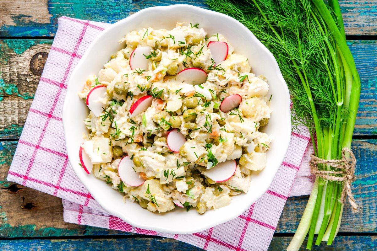 Chicago Apartments, 4th of July Recipes, Potato Salad Recipe