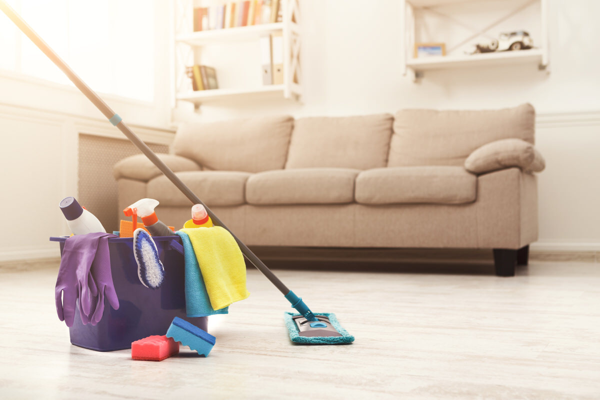 chicago apartments, cleaning tips