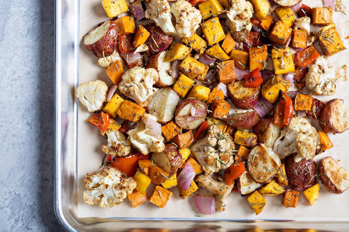 Meal Prep Ideas, Chicago Apartments, Roasted Fall Veggies Recipe