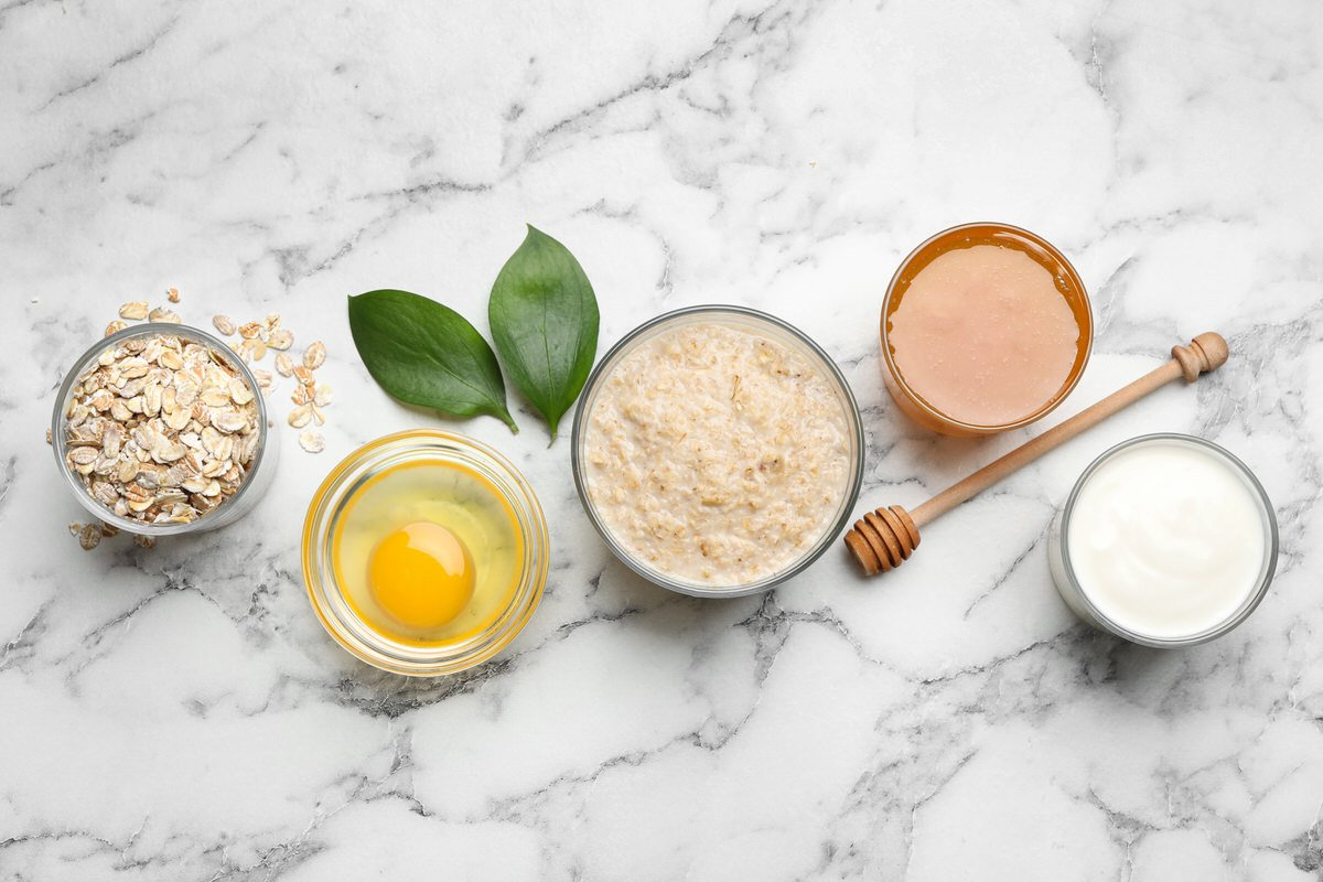 3 DIY Oatmeal Face Masks - PPM Apartments, Chicago