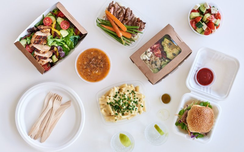 where to get takeout in river north