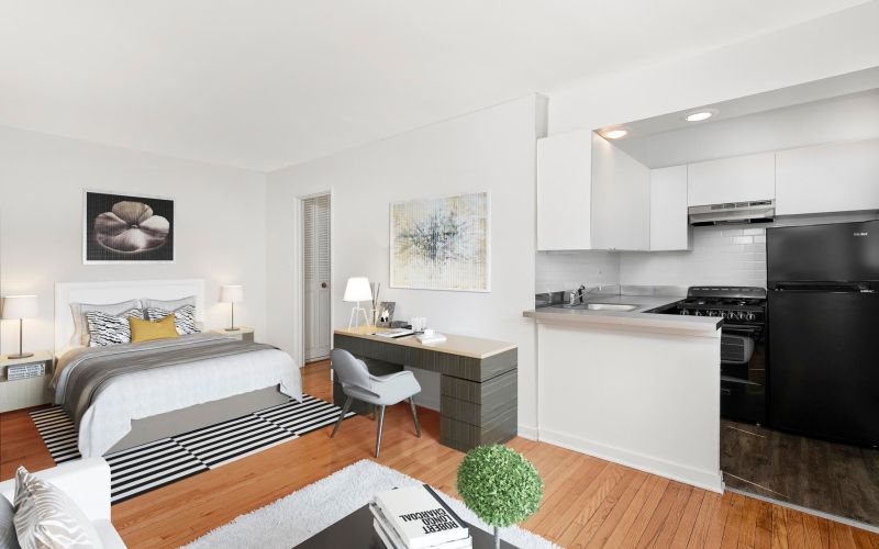 chicago-studio-apartment