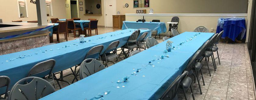 PPMCC Social Hall