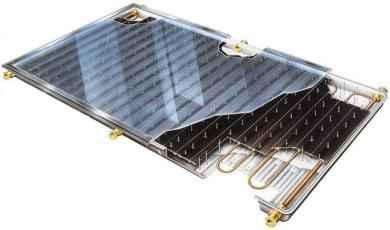 Solárny kolektor TS 400