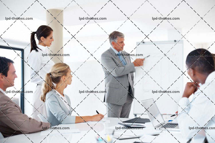 photodune-657991-senior-manager-giving-presentation-to-his-colleagues-m
