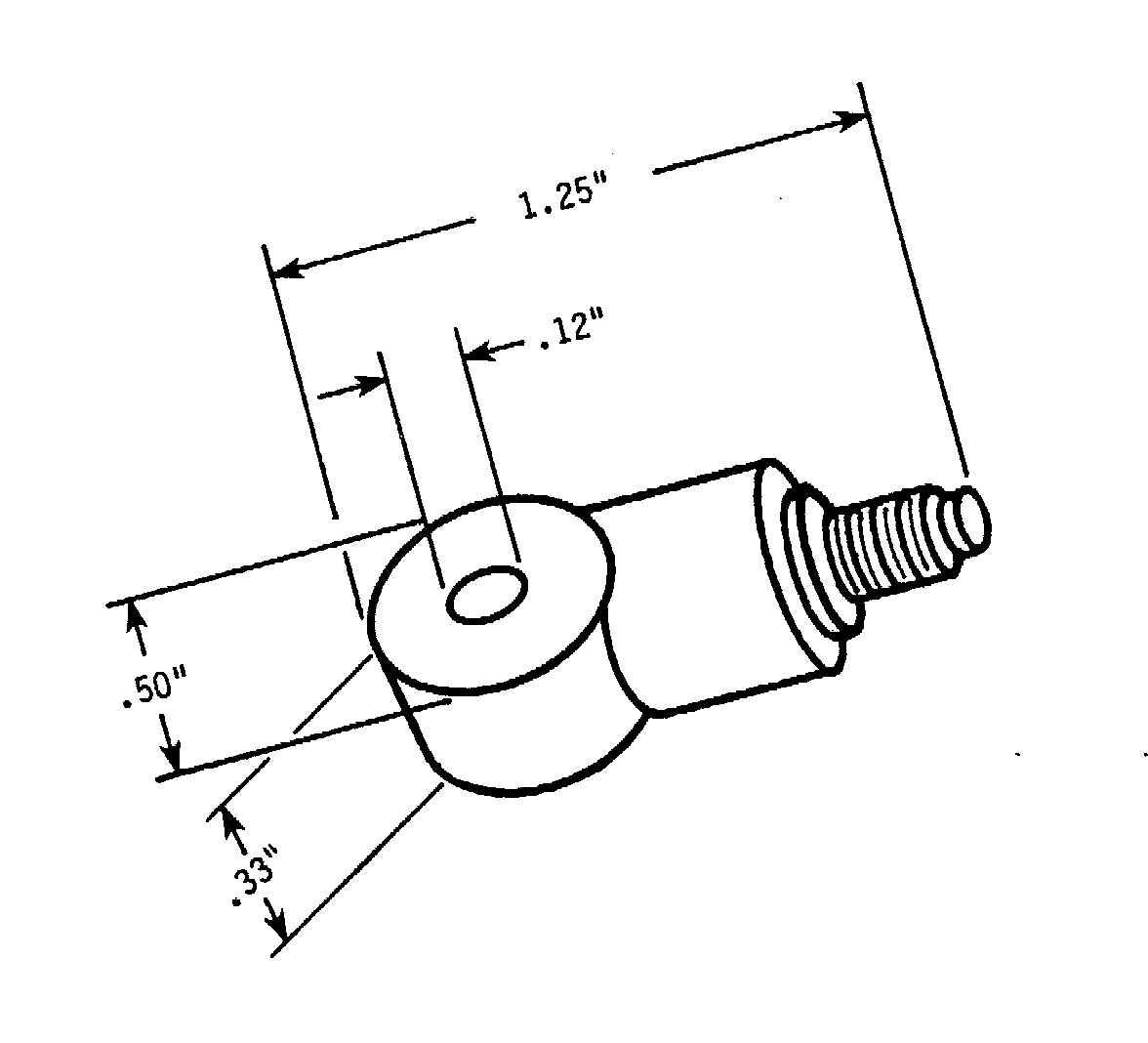 Prodyn Current Transducer Ip Series 0 12 Aperture