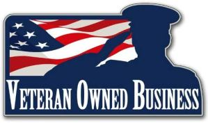 We are a 100% Veteran owned business.