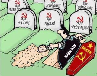BM: Sự sụp đổ của chủ nghĩa Cộng sản tại Việt Nam