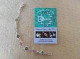 Bracelet Nazca en argent 30€