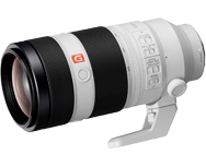 Sony 100-400 GM OSS Lens