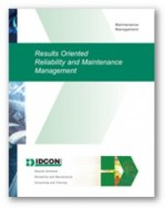 IDCON Results Oriented Reliability Maintenance Management Book