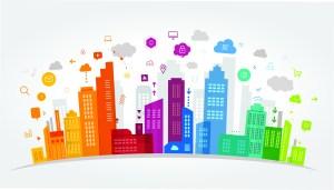 Smart city - City