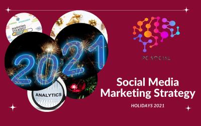 Social Media Marketing Strategy for the 2021 Holidays