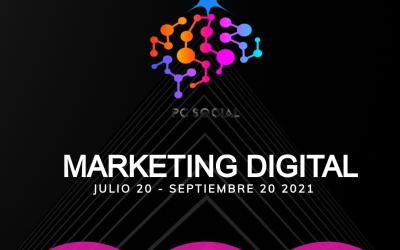 Marketing Digital – Infographia Visual