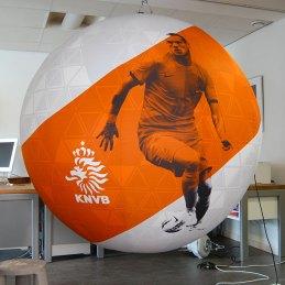 KNVB Inflatable ballen