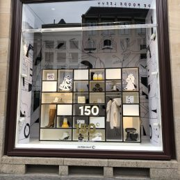 Etalageronde 150jaar