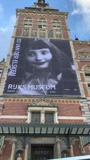 Geveldoeken Rijksmuseum