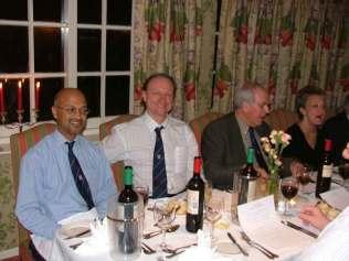 AGM2005_Dinner1