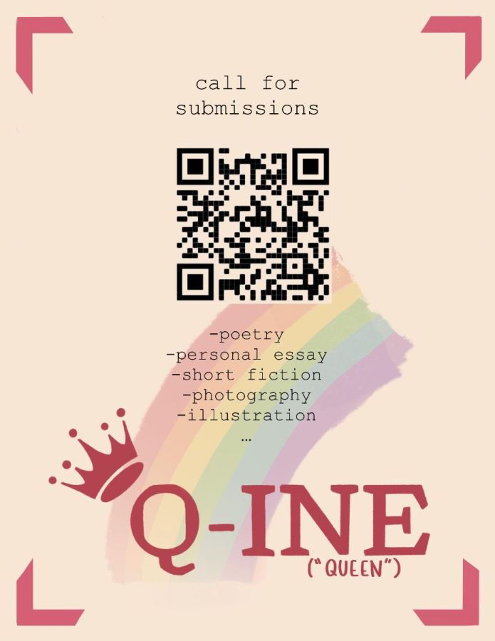 Q-INE magazine call for submissions