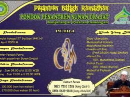 Info Pesantren Balagh Putra
