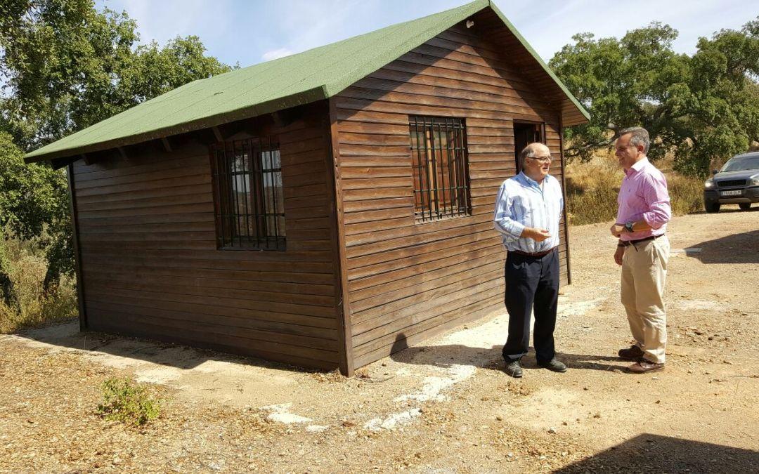 El PP exige que se ponga en marcha el área de acampada municipal tras 9 años desde la finalización de la instalación