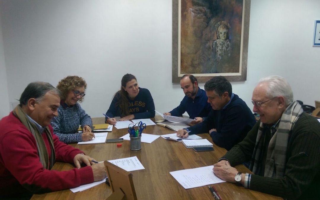 El PP de Sevilla reclama a la Junta el desbloqueo del Parque Cultural de Los Alcores y la mejora de las comunicaciones viarias y pecuarias de esta comarca