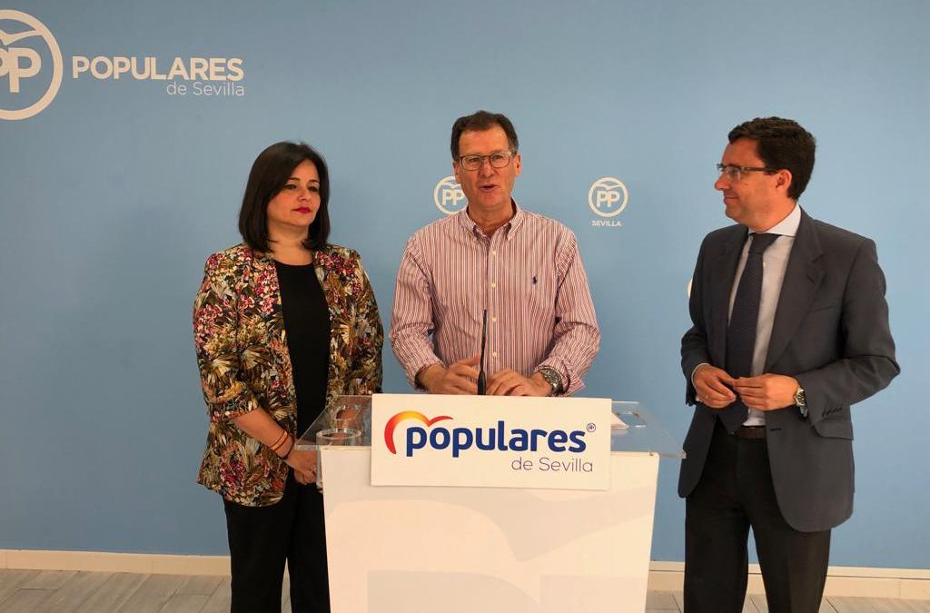 El PP de Burguillos denuncia al gobierno municipal por el posible desvío de cerca de 300.000 euros de ayudas públicas